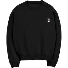 integral-e SWEATSHIRT BLACK