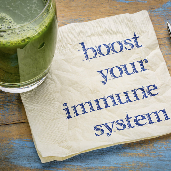 Immune System - Support Naturally Through Nutrition