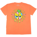Basketball Tee (Melon)