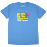 LLTV Tee (Light Blue)