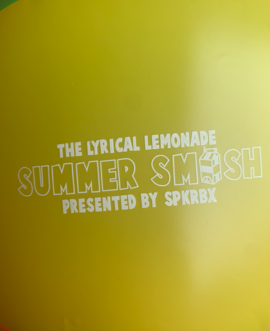 Summer Smash Beach Ball