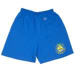 Basketball Shorts (Royal)