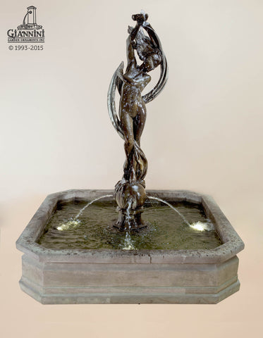 Vestal Dancer Fountain
