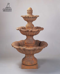 Regina Three Tier Outdoor Fountain