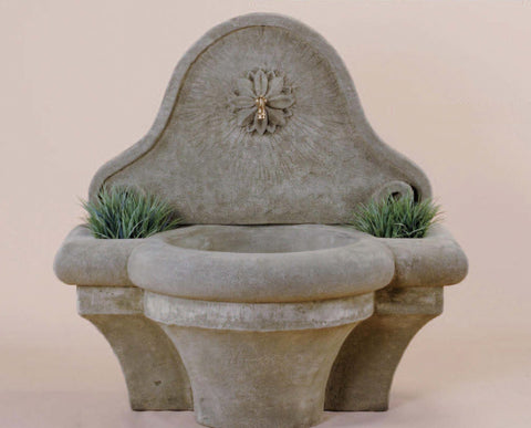 Provence Wall Fountain