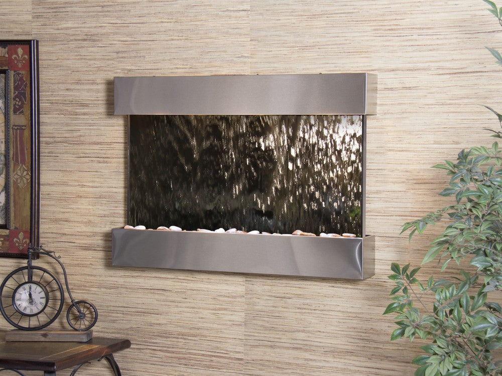 Adagio Reflection Creek Wall Fountain
