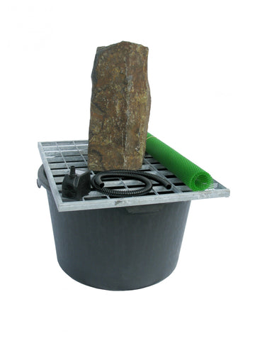 Stone Age Creations Basalt Fountain Kit
