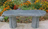 Image of Hourglass Granite Bench