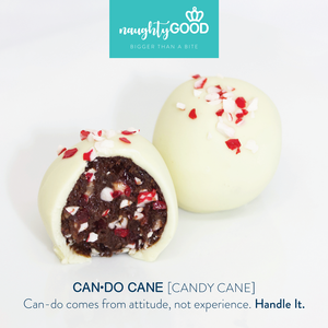 CAN-DO CANE (candy cane)*