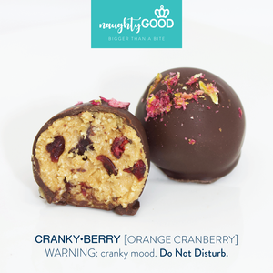 CRANKY-BERRY (orange cranberry)*