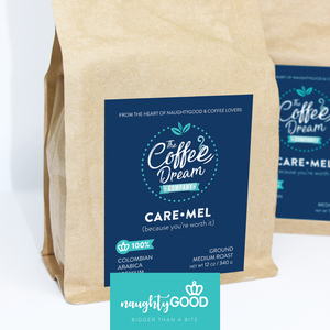 Colombian Care-mel Coffee (The Coffee Dream Co.)