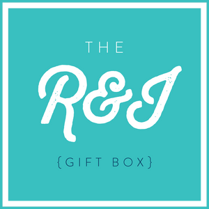 R&I (RELAX & INDULGE) GIFT BOX :: Orendala + Parker Mountain Comfort Wraps