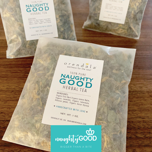 100% Pure NaughtyGood Herbal Tea (Orendala)