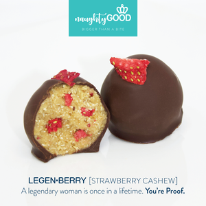 LEGEN-BERRY (strawberry cashew)*