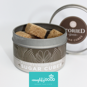 Coffee Sugar Cubes (Storied Goods)