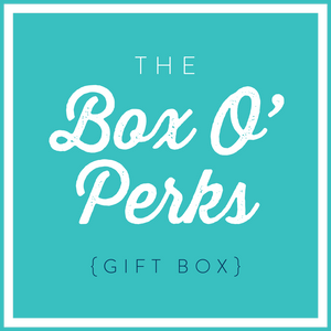**25% OFF** BOX O' PERKS :: The Coffee Dream Co. + Storied Goods