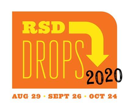 RSD 2020 - SEPTEMBER 26th DROP