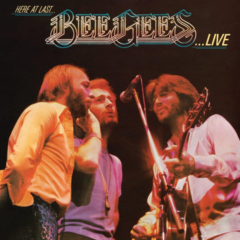 Bee Gees Here At Last… Bee Gees Live 2LP 0602508004971