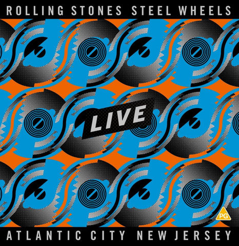 STEEL WHEELS LIVE – ATLANTIC CITY, NEW JERSEY