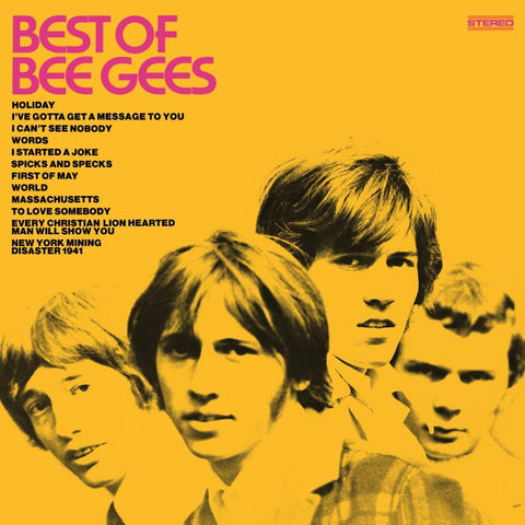 Bee Gees Best Of Bee Gees LP 0602577959370 Worldwide