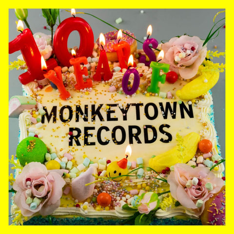 10 YEARS OF MONKEYTOWN Sister Ray