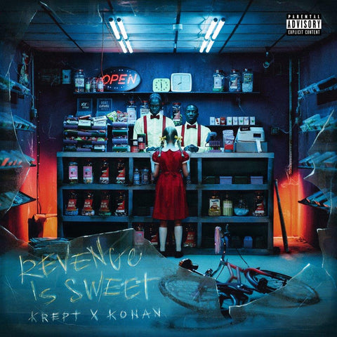 Krept & Konan Revenge Is Sweet CD 0602508254406 Worldwide