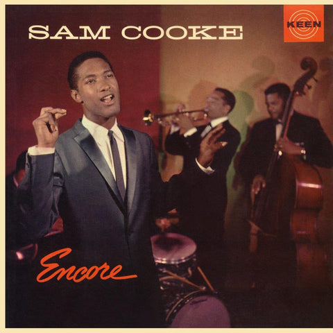 Sam Cooke Encore LP 0018771862215 Worldwide Shipping