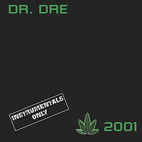 Dr Dre 2001 Instrumental Version 2LP 0602577794193 Worldwide
