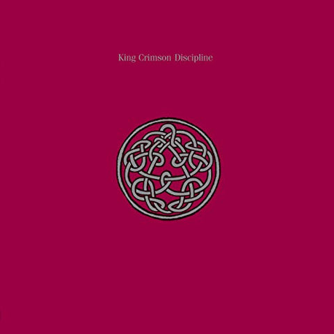 King Crimson Discipline LP 0633367910813 Worldwide Shipping