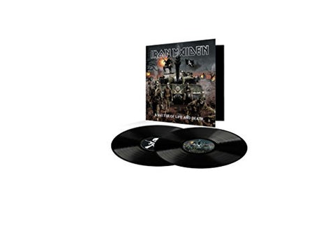 Iron Maiden A Matter of Life and Death (2015 Remaster) 2LP