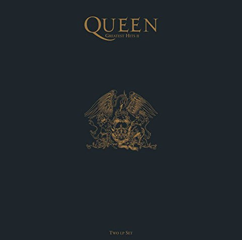 Queen Greatest Hits II 2LP 0602557048445 Worldwide Shipping