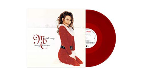 Mariah Carey Merry Christmas LP 0888751271616 Worldwide