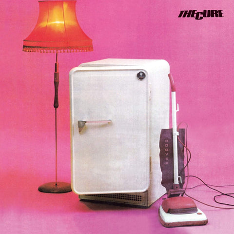 Cure Three Imaginary Boys LP 8013252913037 Worldwide