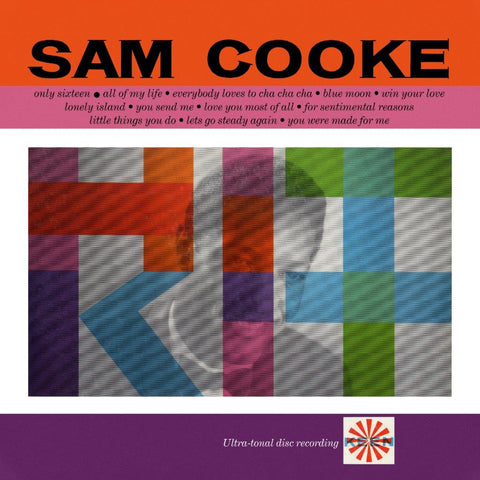 Sam Cooke Hit Kit LP 0018771862413 Worldwide Shipping