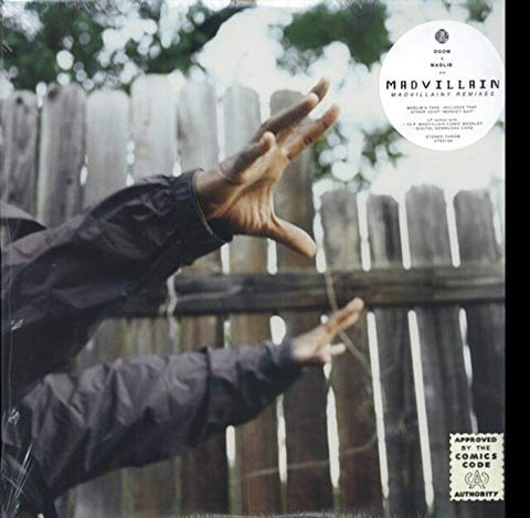Madvillain Madvillainy Remixes LP 0659457219819 Worldwide