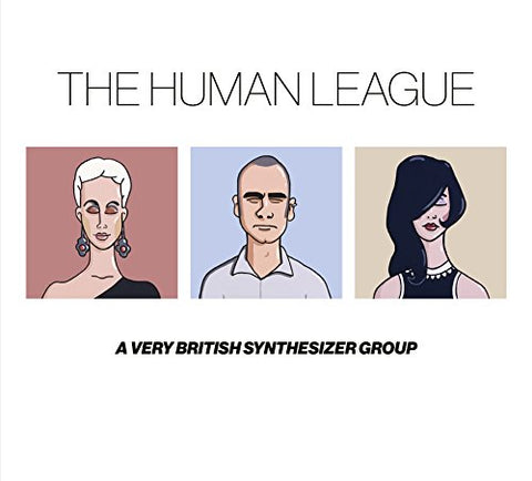 Human League Anthology - A Very British Synthesizer Group