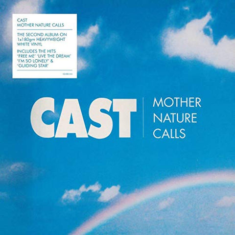 Cast Mother Nature Calls LP 5014797898547 Worldwide Shipping