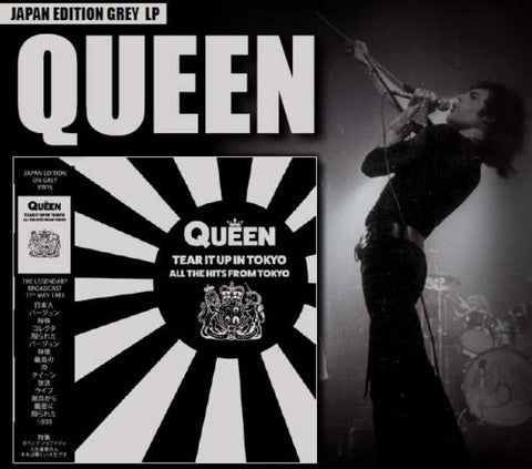 Queen Tear It Up in Tokyo - All the Hits from LP