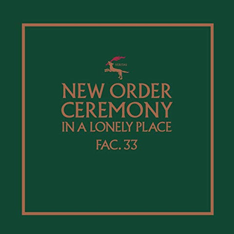 New Order Ceremony (Version 1) [2019 Remaster] LP