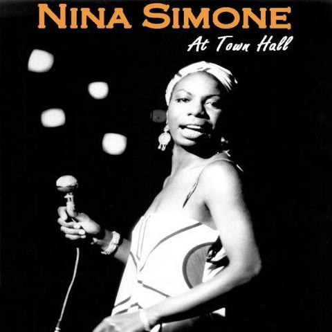 Nina Simone At Town Hall LP 0889397218225 Worldwide Shipping