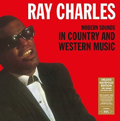 Ray Charles Modern Sounds in Country Music LP 0889397218690