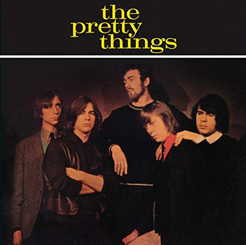 Pretty Things The Pretty Things LP 0636551801416 Worldwide