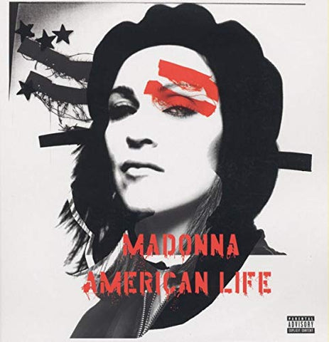 Madonna American Life 2LP 0093624843917 Worldwide Shipping