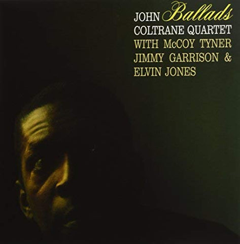 John Coltrane Ballads LP 0889397218546 Worldwide Shipping