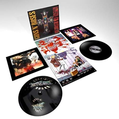 Guns N Roses Appetite For Destruction - Deluxe 2LP 2LP