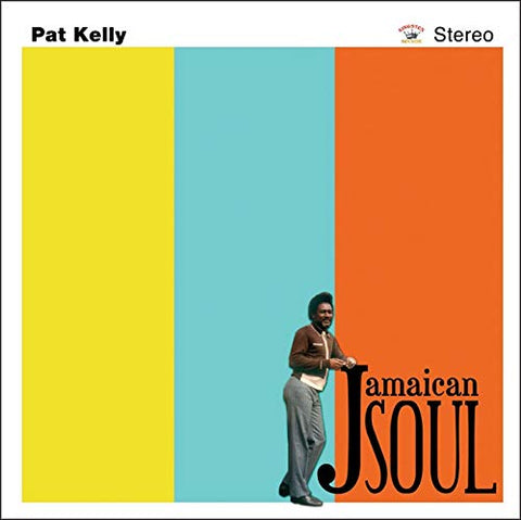 Pat Kelly Jamaican Soul LP 5060135760472 Worldwide Shipping