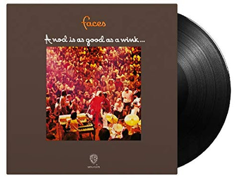 Faces A Nod Is As Good As A Wink To A Blind Horse (180 gm LP