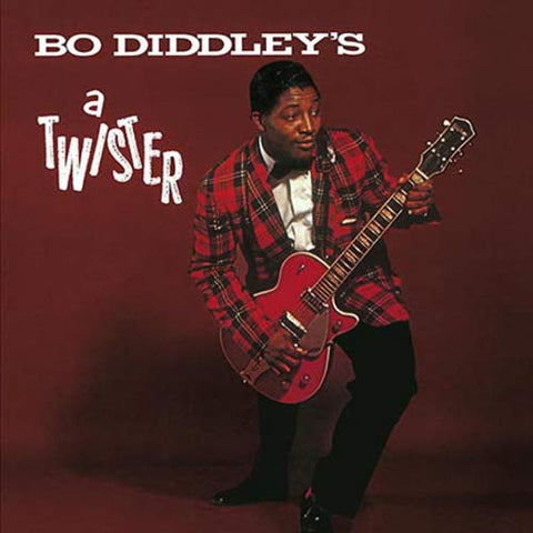 Bo Diddley Bo Diddley's A Twister LP 0889397556860 Worldwide