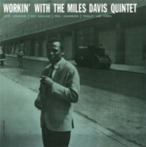 Miles Davis Workin' With The Miles Davis Quintet DOL 180G LP