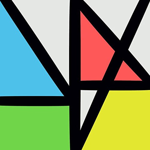 New Order Music Complete [Double Vinyl] 2LP 5051083094740